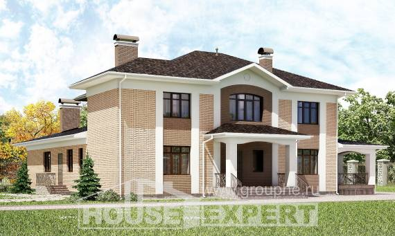 520-001-R Three Story House Plans, classic Plans Free,