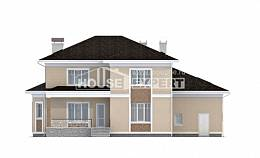 335-001-L Two Story House Plans with garage, beautiful Floor Plan,