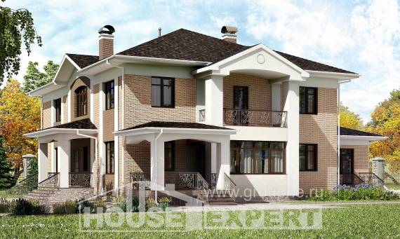 520-001-R Three Story House Plans, cozy House Plan,