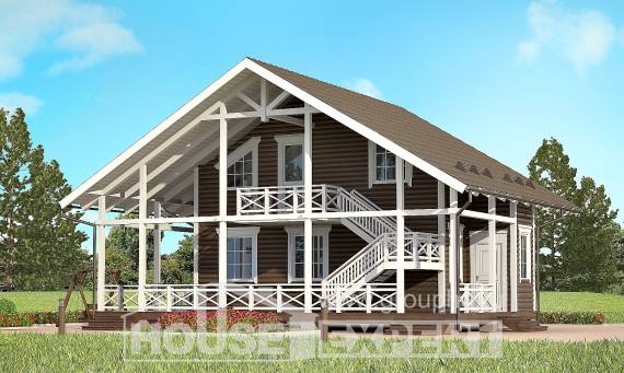 080-001-R Two Story House Plans and mansard, classic Custom Home,