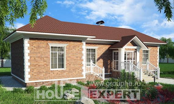 090-001-L One Story House Plans, available Cottages Plans,