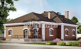 400-003-R Two Story House Plans and mansard, luxury Blueprints,