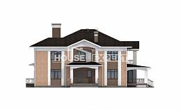 520-001-R Three Story House Plans, beautiful Floor Plan,