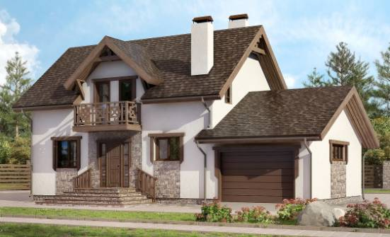 180-013-R Two Story House Plans and mansard with garage, available Home Blueprints,