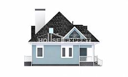 110-001-L Two Story House Plans with mansard, available Woodhouses Plans, House Expert