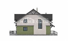 120-003-R Two Story House Plans, beautiful Architectural Plans,