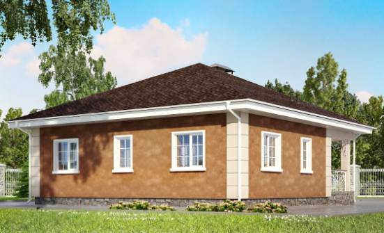 100-001-L One Story House Plans, the budget Planning And Design,