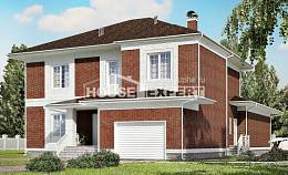 315-001-R Two Story House Plans and garage, best house House Blueprints,