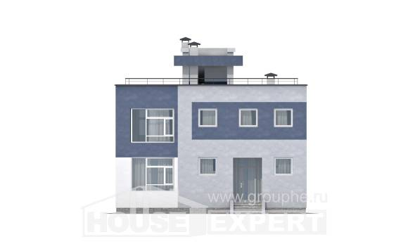 180-005-R Two Story House Plans, best house Dream Plan,