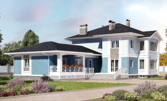 620-001-R Three Story House Plans with garage in front, beautiful Cottages Plans,