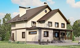 265-003-L Two Story House Plans, classic House Online,