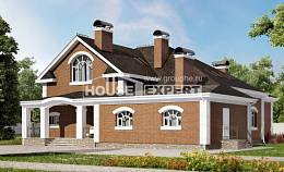 400-003-R Two Story House Plans with mansard, classic Online Floor,