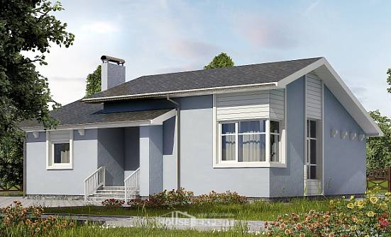 110-003-L One Story House Plans, best house Custom Home,
